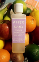 Ylang ylang & Patchouli Massage Oil